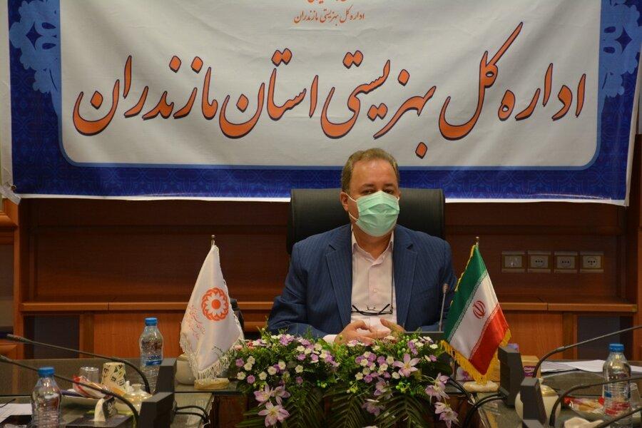 ششمین جلسه شورای معاونین  بهزیستی استان مازندران برگزارشد