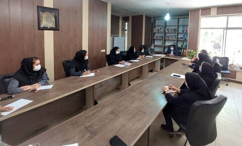 شهریار| برگزاری جلسه بررسی مشکلات مسکن و اشتغال مددجویان