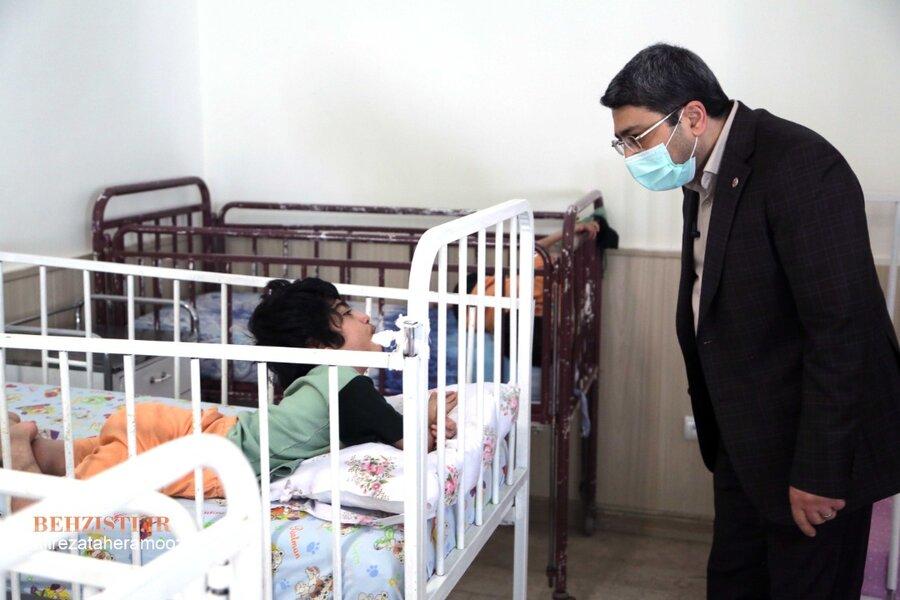 بهزیستی به دنبال راهاندازی خانههای نگهداری موقت معلولان و سالمندان