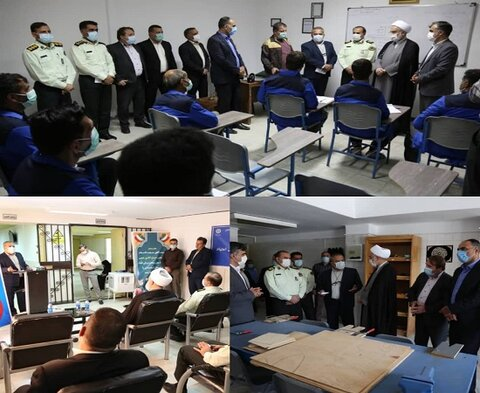 آیین افتتاحیه برنامه ها و فعالیتهای بهزیستی استان کردستان بمناسبت هفته مبارزه با مواد مخدر
