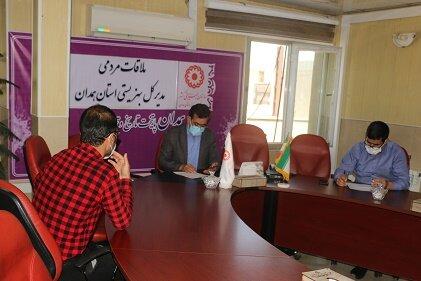 گزارش تصویری | ملاقات مردمی مدیر کل  بهزیستی استان با جامعه هدف