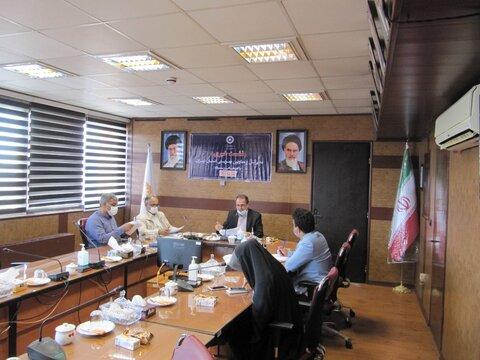 نشست خبری مدیر کل بهزیستی استان تهران
