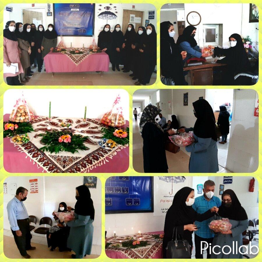 فسا| گزارش تصویری از برگزاری جشن میلاد امام رضا (ع)
