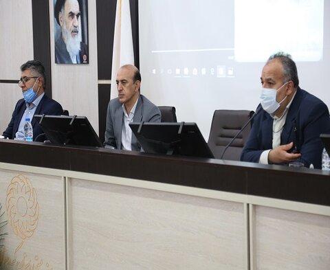 گزارش تصویری/اولین جلسه ستاد هماهنگی و پیگیری مناسب سازی استان کردستان