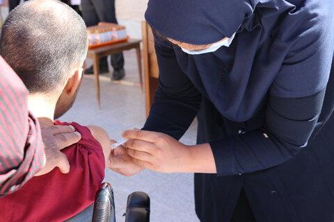لزوم پیگیری بهزیستی برای انجام واکسیناسیون مددجویان نیازمند به اقامت در بخش نگهداری موقت مراکز اورژانس اجتماعی