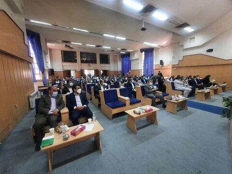 حضور رییس سازمان بهزیستی کشور در فرمانداری سبزوار