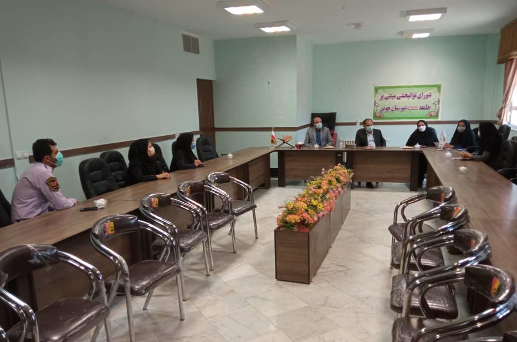 بازدید معاون اجتماعی سازمان بهزیستی کشور از مراکز تحت نظارت شهرستان جوین