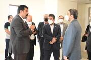 گزارش تصویری | بازدید رئیس سازمان بهزیستی کشور از اولین هتل تراز معلولین در مشهد