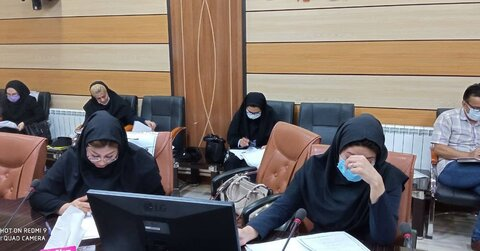 آزمون ارزیابی مسئولین مراکز مثبت زندگی بهزیستی برگزار شد