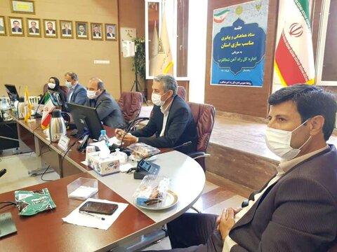 گزارش تصویری از اولین جلسه ستاد مناسب سازی بهزیستی استان زنجان