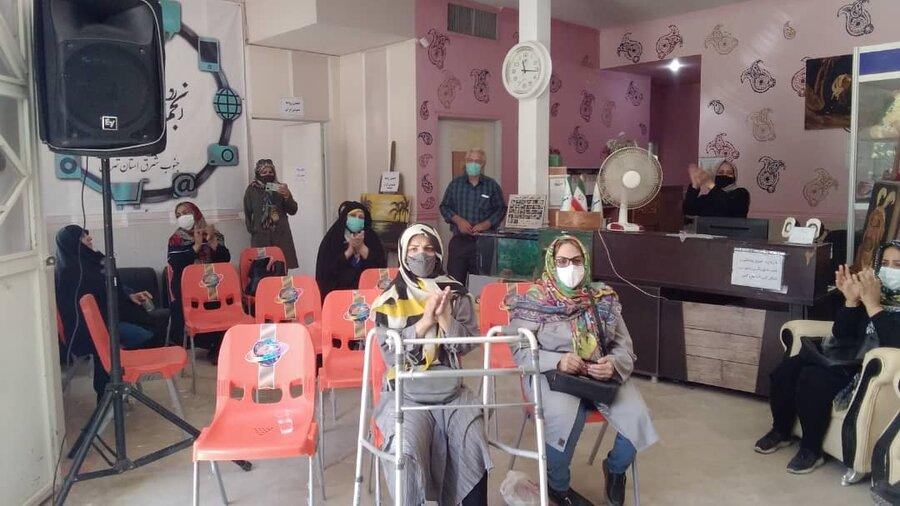 برگزاری جشن میلاد امام رضا(ع) در موسسه رعد الغدیر
