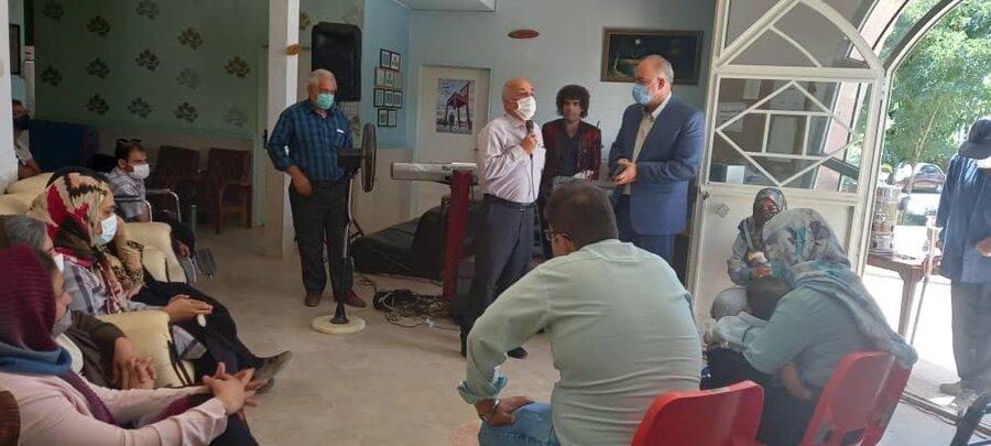 پاکدشت  برگزاری جشن میلاد امام رضا(ع) در موسسه رعد الغدیر