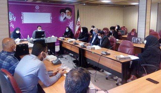 جلسه هماهنگی دفتر پیشگیری از آسیب های اجتماعی