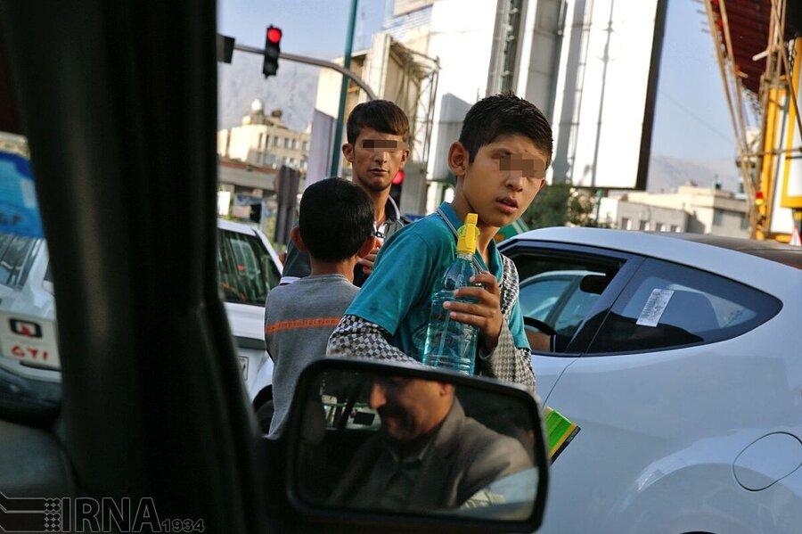 اجرای طرح پنجگانه برای کودکان کار و خیابان