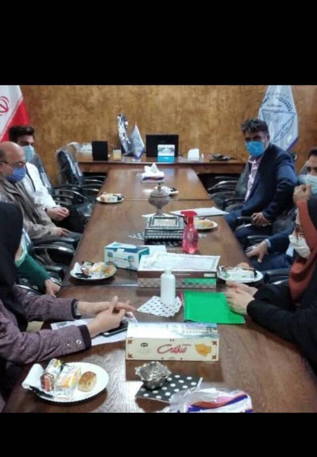ورامین  بازدید رئیس بهزیستی ورامین از مراکز ترک اعتیاد