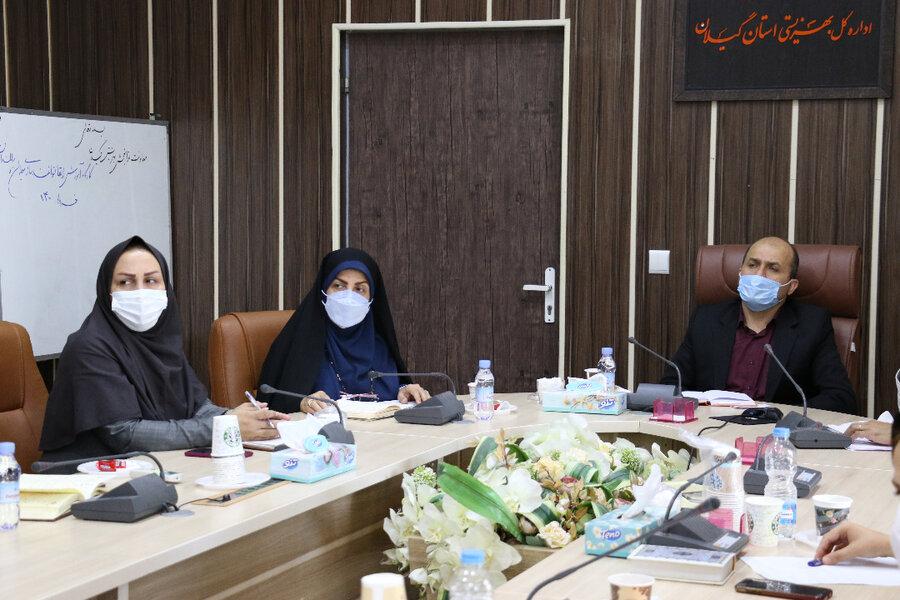 برگزاری نشست مجمع مشورتی  شبه خانواده استان، با هدف تبیین ویژگیهای دوران بلوغ  و آسیبهای مرتبط با آن
