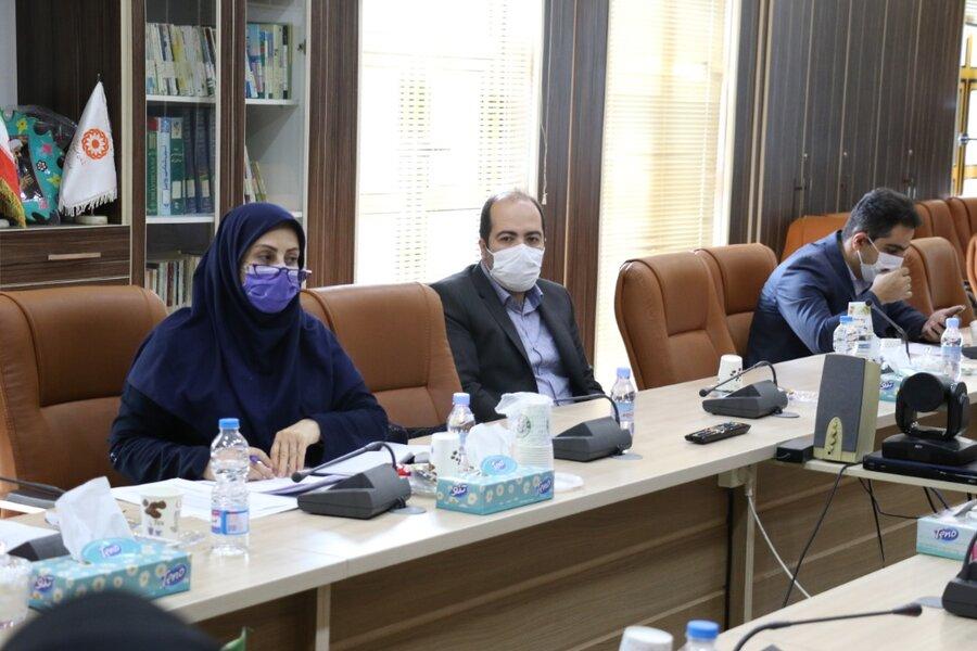 نشست کارگروه تخصصی در مورد اجرای تبصره ۱۹ قانون بودجه سال ۱۳۹۹
