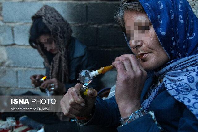 ۸ هزار زن مصرف کننده موادمخدر در اصفهان