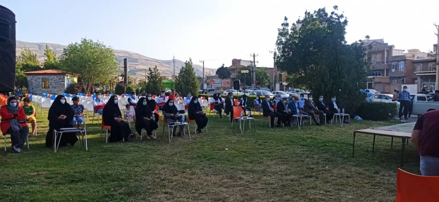 حضور مدیرکل بهزیستی آذربایجان غربی در مراسم افتتاحیه روز جهانی مبارزه با مواد مخدر استان