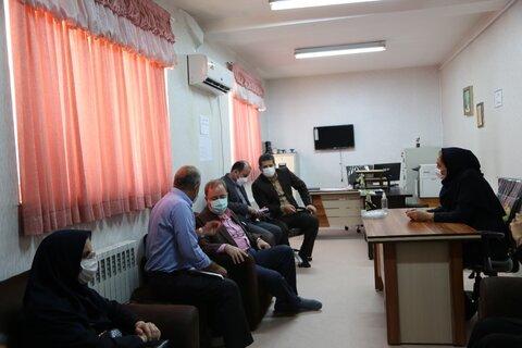 بازدید مدیرکل بهزیستی مازندران از مرکز بازپروری زنان آسیب دیده اجتماعی