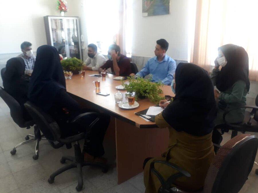 برگزاری جلسه توجیهی مضرات مصرف مواد مخدر بر خانواده در جاجرم
