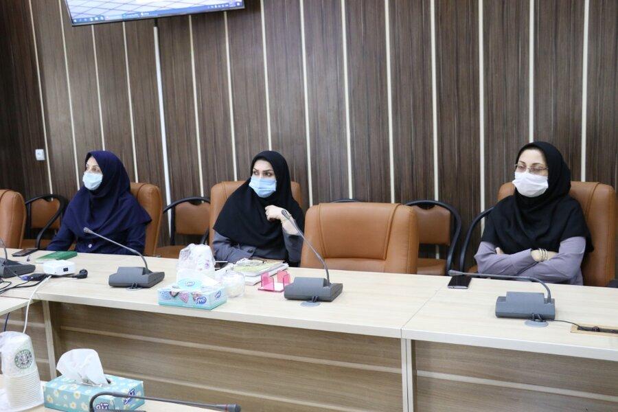 وبینار آموزشی نحوه صدور مجوزهای ۱۲گانه مراکز غیر دولتی از طریق سامانه الکترونیکی (centers)