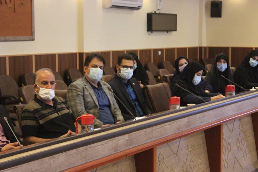 برگزاری چهارمین جلسه ی شورای هماهنگی مبارزه با مواد مخدر شهرستان لاهیجان