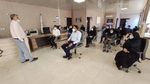 بندرعباس   برگزاری کارگاه آموزشی پیشگیری از اعتیاد