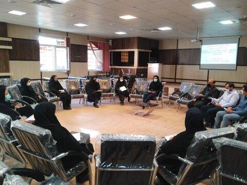 باخرز | برگزاری کارگاه آموزشی مراکز مثبت زندگی در باخرز