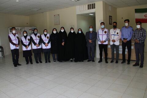گزارش تصویری| بازدید مدیرکل بهزیستی فارس از اورژانس اجتماعی شهر صدرا