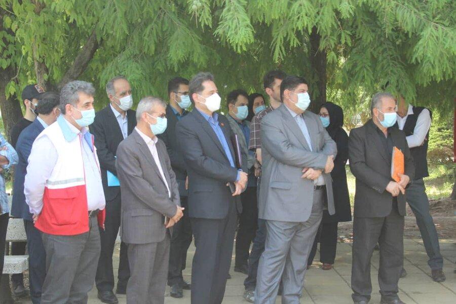 کارزار رسانه ای پیشگیری از اعتیاد در شهرستان لاهیجان