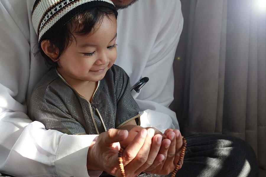 کاهش اضطراب کودکان و خانواده با کمک فرهنگ دینی و معنویت درمانی