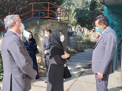 گزارش تصویری |بازدید تخصصی مدیر کل بهزیستی استان  از مراکز امور آسیب دیدگان اجتماعی(بازپروری زنان.خانه امن.خانه سلامت.مداخله در بحران)