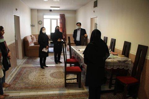گزارش تصویری| بازدید مدیرکل بهزیستی استان از مرکز نگهداری کودکان خیابانی (شهید فهمیده)