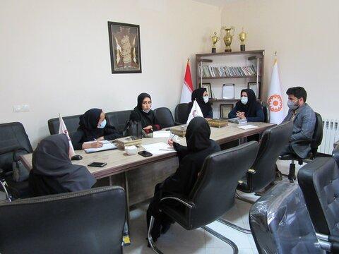 زاوه | آموزش مراکز مثبت زندگی زاوه با هدف پیگیری اشتغال مددجویان