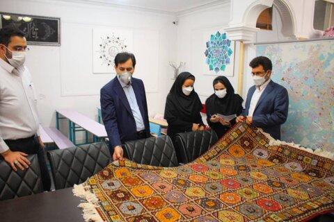 گزارش تصویری | مدیرکل بهزیستی البرز از مرکز حمایتی آموزشی کودک و خانواده (زندگی خوب) بازدید کرد