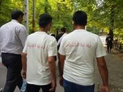 گزارش صداوسیما گلستان از پیادهروی نه به اعتیاد
