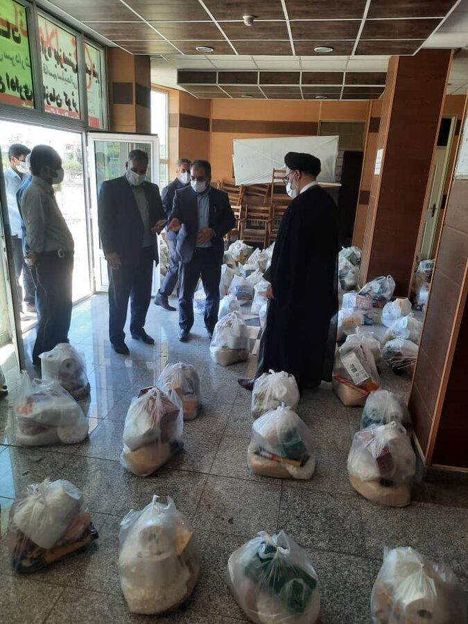 رییس اداره بهزیستی شهرستان عجب شیر از توزیع 148 بسته ی حمایتی بین مددجویان شهرستان خبر داد.