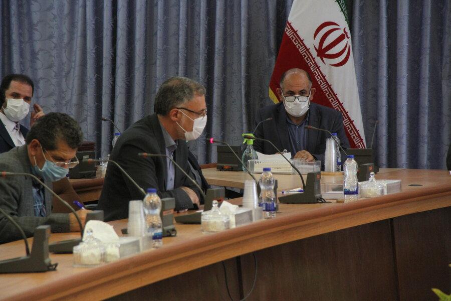 اردبیل - تجلیل از رییس کمیته فرهنگی و پیشگیری