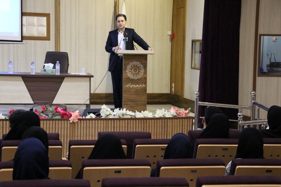 برگزاری همایش تجلیل از بهبودیافتگان مراکز بهبودی اقامتی در استان