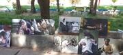 سیروان| گزارش تصویری|نمایشگاه عکس مبارزه با مواد مخدر در سیروان