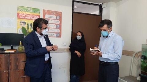 گزارش تصویری | بازدید مدیرکل بهزیستی خراسان رضوی از مراکز زیرمجموعه معاونت امور اجتماعی