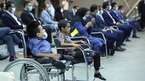 امضای تفاهم نامه ایجاد اشتغال برای معلولان باهمکاری بنیاد برکت و بهزیستی