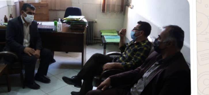 فیروزکوه  بازدید فرماندار از مرکز درمانی سوءمصرف مواد مخدر