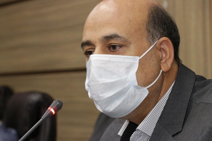 پیام دکتر عباس صادق زاده  مدیرکل بهزیستی استان کرمان به مناسبت روز جهانی مبارزه با سوء مصرف مواد مخدر و هفته ملی مبارزه با مواد مخدر