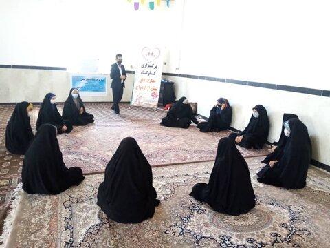 باخرز   برگزاری ۲۲ کارگاه آموزشی پیشگیرانه در باخرز