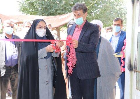 گزارش تصویری| کارگاههای آموزشی و اشتغالزایی مرکز جامع درمان و بازتوانی افراد معتاد با حضور مسئولین استان افتتاح شد