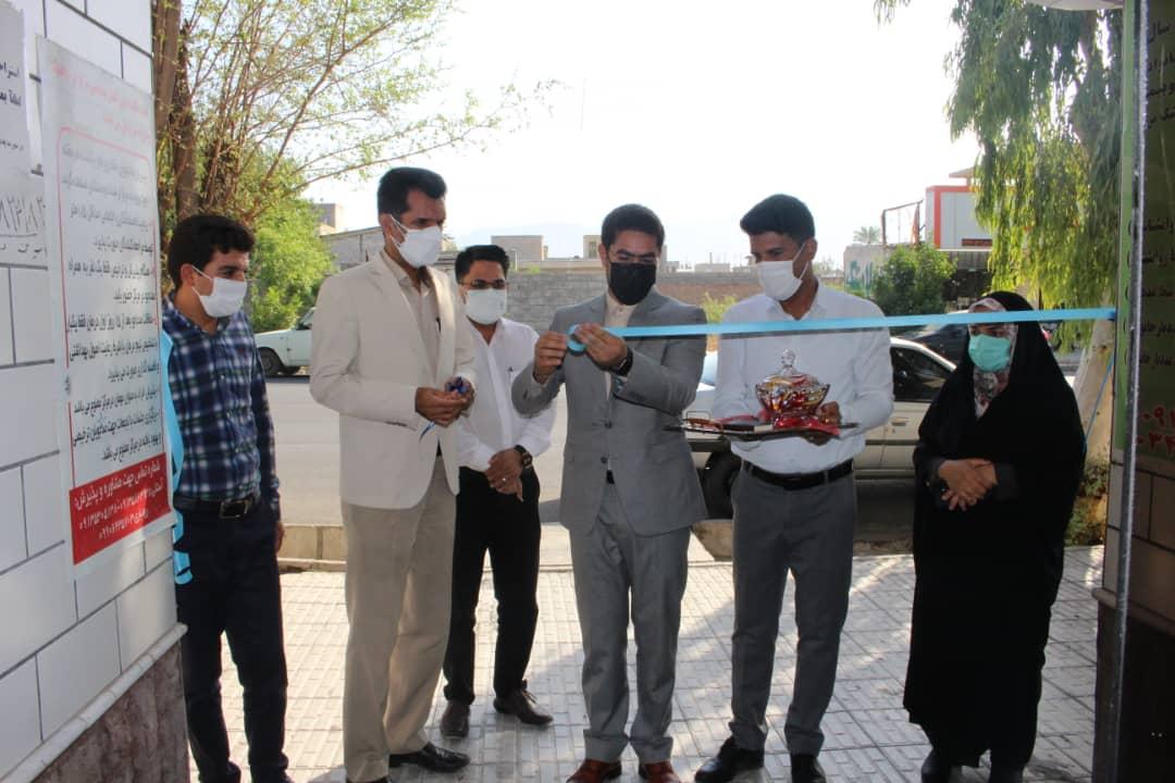 دومین مرکز اقامتی بهبودی وبازتوانی سوء مصرف مواد درشهرستان جیرفت افتتاح شد