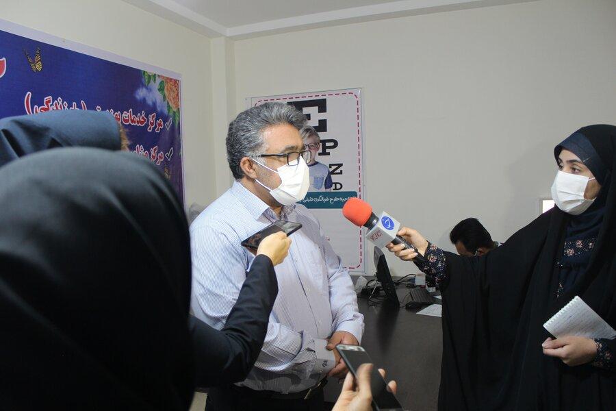 فیلم| طرح پیشگیری از تنبلی چشم کودکان در خوزستان آغازشد