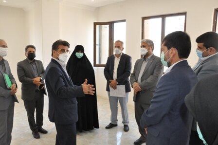 حل مشکل انتقال، تجهیزات و انشعاب برق نخستین هتل تراز معلولین کشور در مشهد